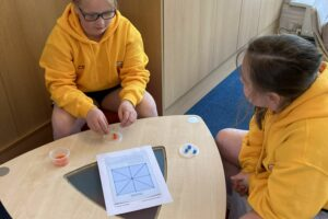 Anglo Saxon boardgames