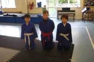 Y6 Before School Judo 2