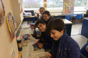 Y5 Artistic Achievements 1