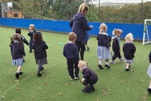 Nursery Autumn Term 1