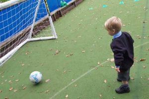 Nursery Autumn Term 2