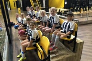 Girls Box Football 10