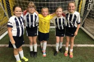 Girls Box Football 3
