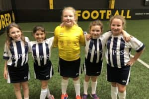 Girls Box Football 6