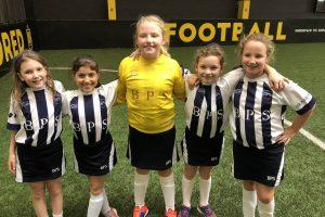 Girls Box Football 6