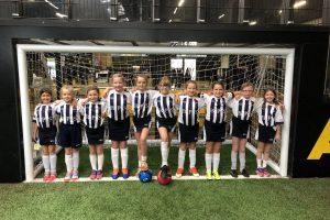 Girls Box Football 8