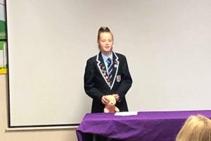 Speech competition 4