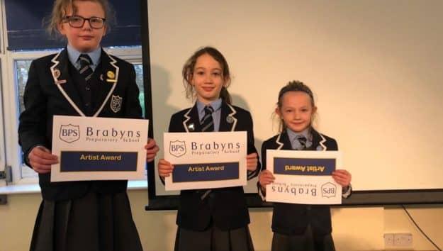Certificate Winners 14.11.19