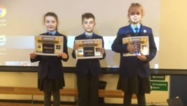 Certificate Winners 15.11.17