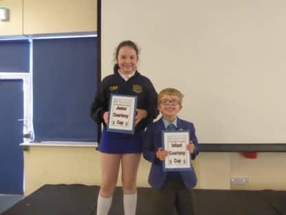 Certificate Winners 2 May 2018