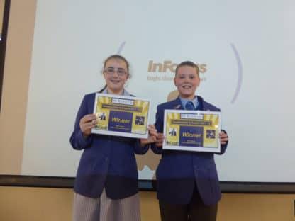 Certificate Winners 20 September 2017