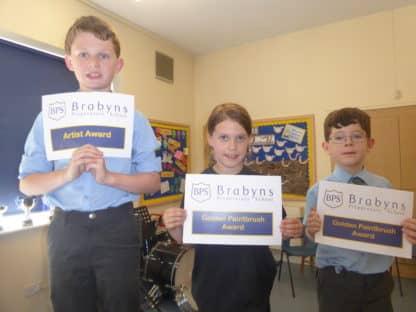 Certificate Winners 21 June 2017