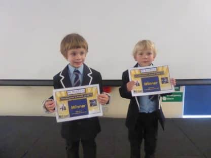 Certificate Winners 26.9.18