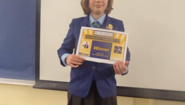 Certificate Winners 29 November 2017