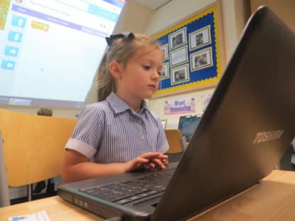 Computing Skills in Year 2