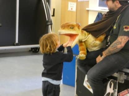 EYFS Dinosaur Workshop
