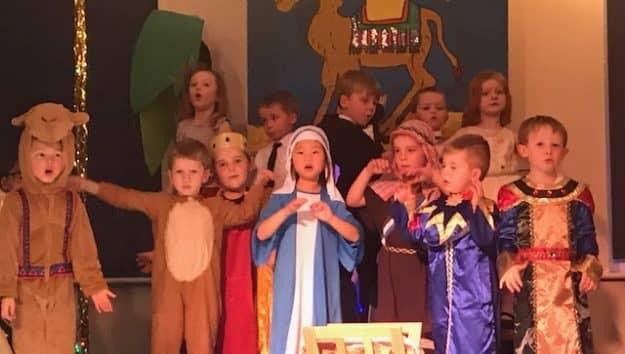 EYFS Nativity - 'Humph the Camel'