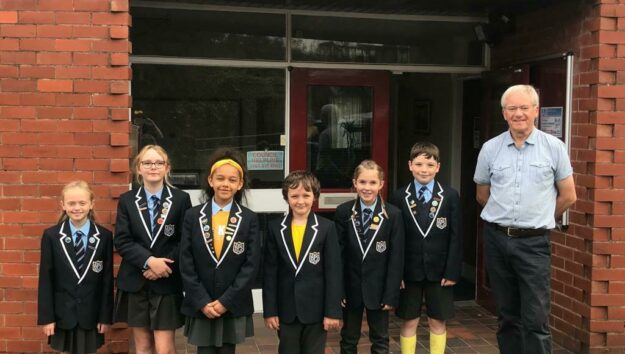 Harvest Festival and Donations to 'The Pantry'