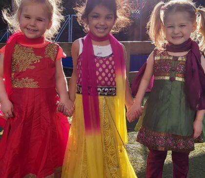 Kindergarten Diwali Celebrations