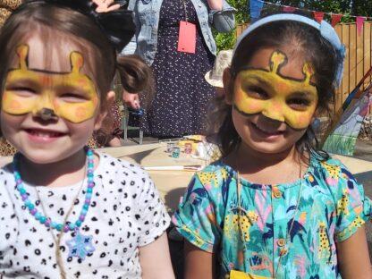 Kindergarten - The Wild Ones!