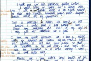 Year 4 Letter Writing Work 5
