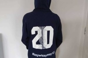 IL hoodie back