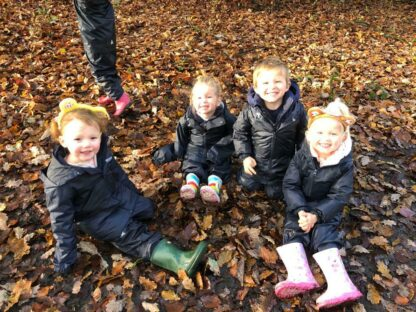 Little Gems Forest School Activities