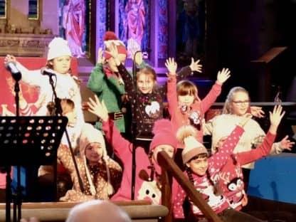 More Christmas Service Photos