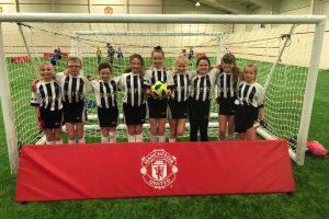 MUFC Girls 14