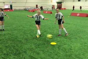 MUFC Girls 5