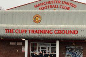 MUFC Girls 8