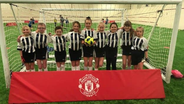 MUFC Girls Premier League Schools Tournament