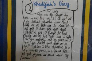 Muhammad Diary Entries 3
