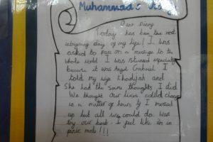 Muhammad Diary Entries 4