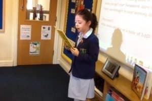 Y4 Peforming Poems Gv