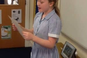 Y4 Performing Poems Ccw