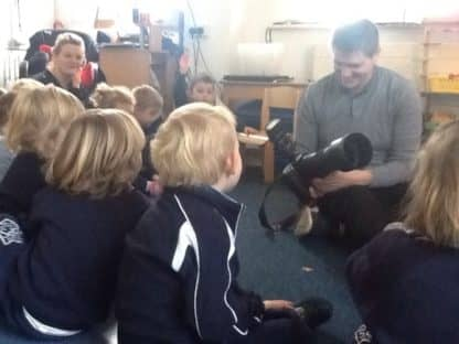 Nursery Photography Workshop