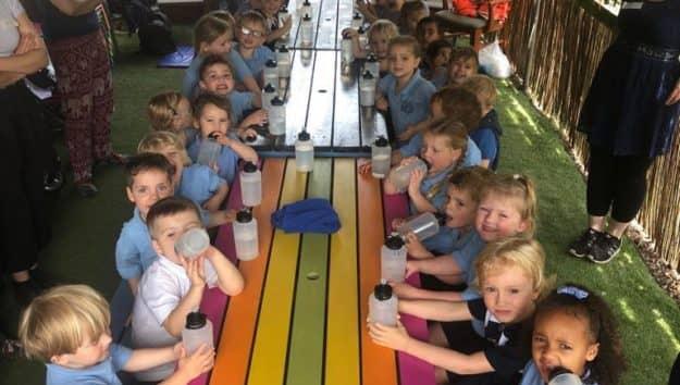 Nursery Picnic Day at the Garden House