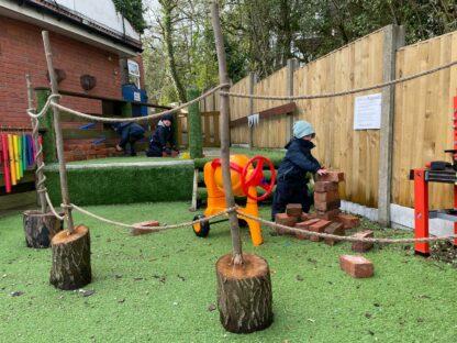 Nursery Playground Development