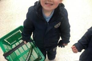 Nursery Shopping Trip 1