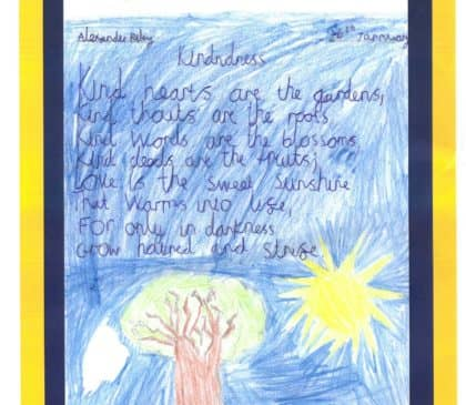 PSHCEE – Kindness in Year 5