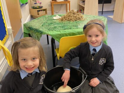 Reception - Working Together