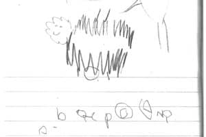 Reception Writing 1