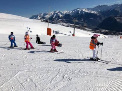 Ski Trip - Le Corbier 2019