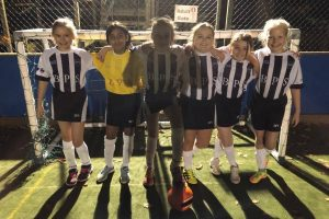 Girls Football 2