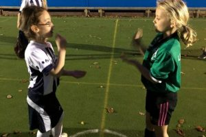 Girls Football 3