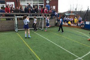 Girls Football 8