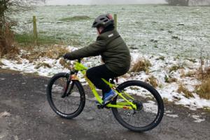 Noah cycling