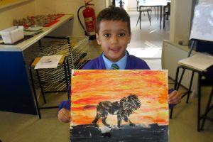 Y1 2 International Art Day 17