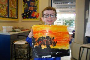 Y1 2 International Art Day 18